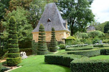 The garden of Eyrignac