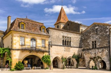 Bastide of Monpazier